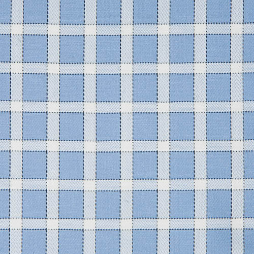Buy tailor made shirts online - Limited Edition - EC Broad Blue Check