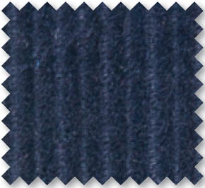 Medium weight Cotton Corduroy - Navy