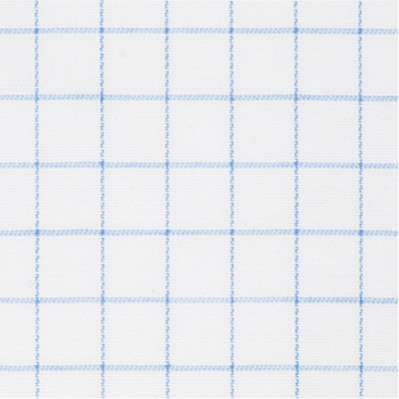 Buy tailor made shirts online - Cliveden - Thin Blue Check