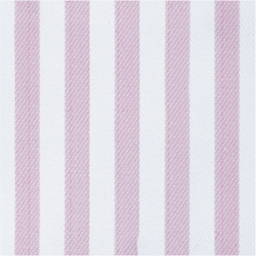 Buy tailor made shirts online - Egyptian Cotton - Pink Broad Stripe