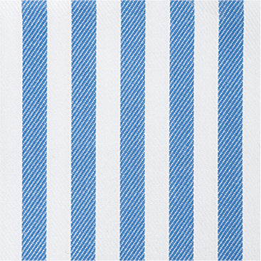 Blue Broad Stripe