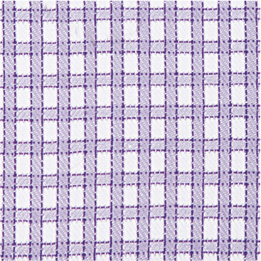 Lined Mauve Check