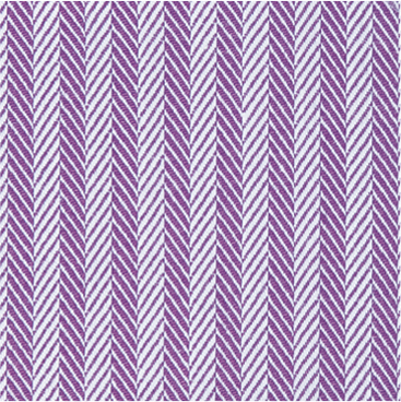 Two Tone Purple Herringbone