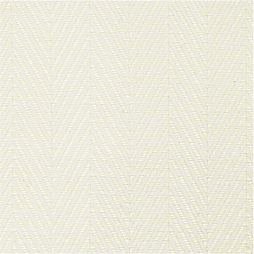 Pale Yellow Herringbone
