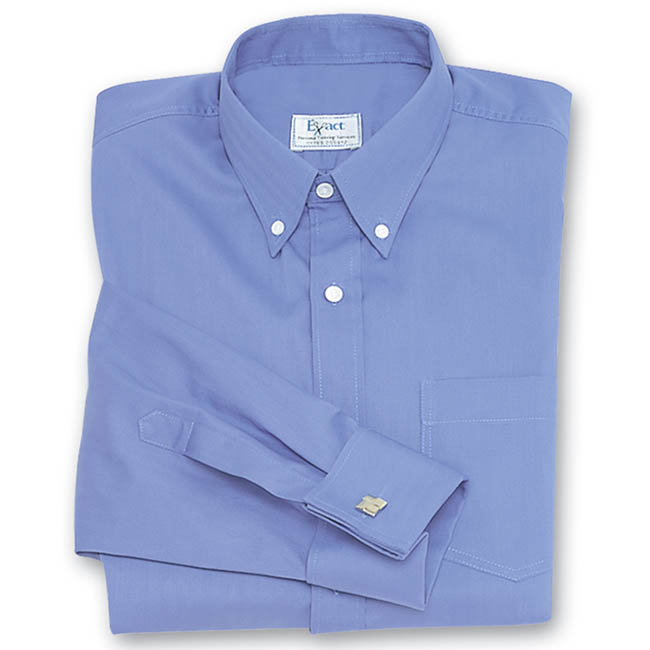 Buy tailor made shirts online - High Flying Keswick - Mid Blue