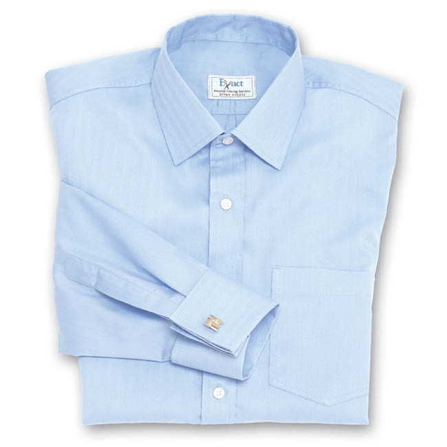 Buy tailor made shirts online - High Flying Keswick - Pastel Blue