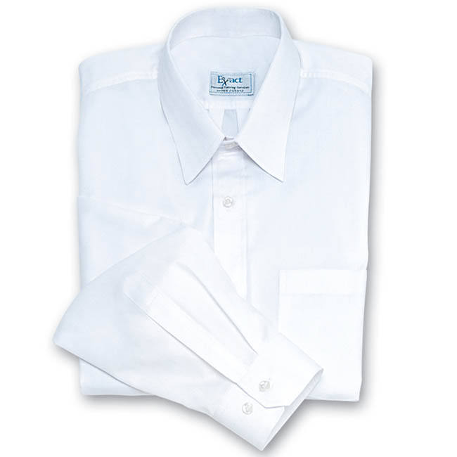 Buy tailor made shirts online - High Flying Keswick - White