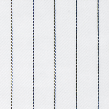 Buy tailor made shirts online - Cliveden (CLEARANCE) - Thin Black Broad Stripe