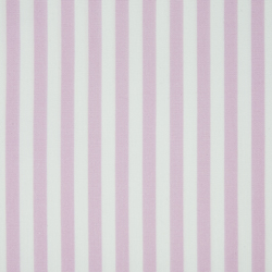 Buy tailor made shirts online - Sea Island Cotton - Wide White Pink Stripe
