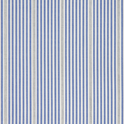 Buy tailor made shirts online - Sea Island Cotton - Blue White Black Stripe