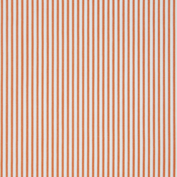Orange White Stripe