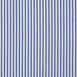 Buy tailor made shirts online - Executive Club - Blue White Stripe