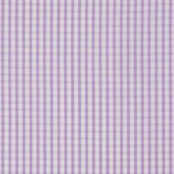 Lilac White Check