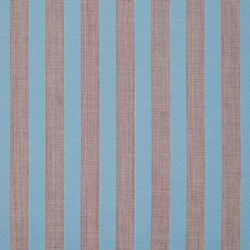 Ecru Cyan Stripe