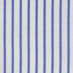 Buy tailor made shirts online - Wymark Collection - Wide Blue Stripe