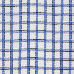 Buy tailor made shirts online - Wymark Collection - Blue Check