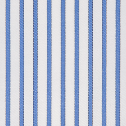 Defined Blue Stripe