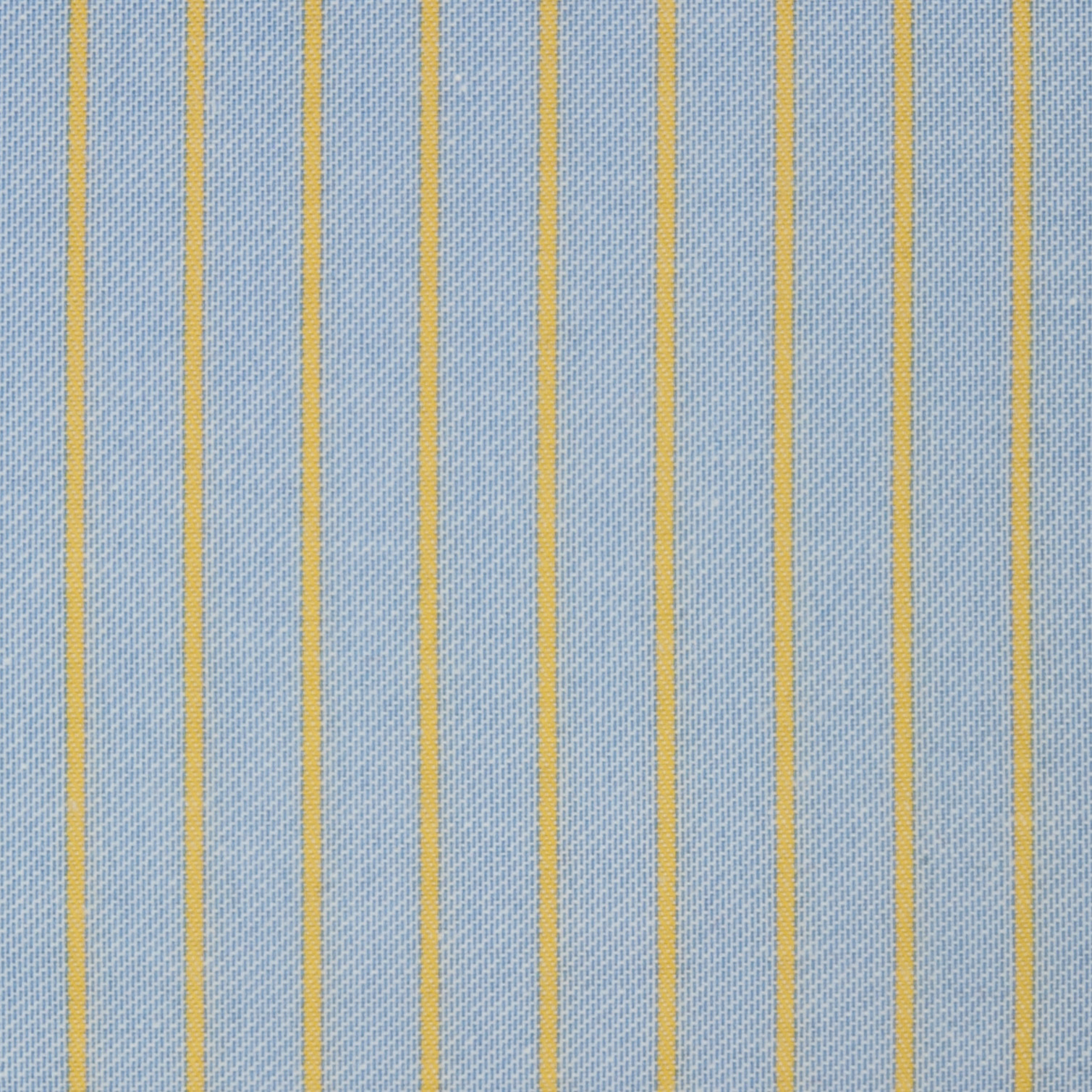 Buy tailor made shirts online - Arturo Collection - Yellow Stripe on Grey