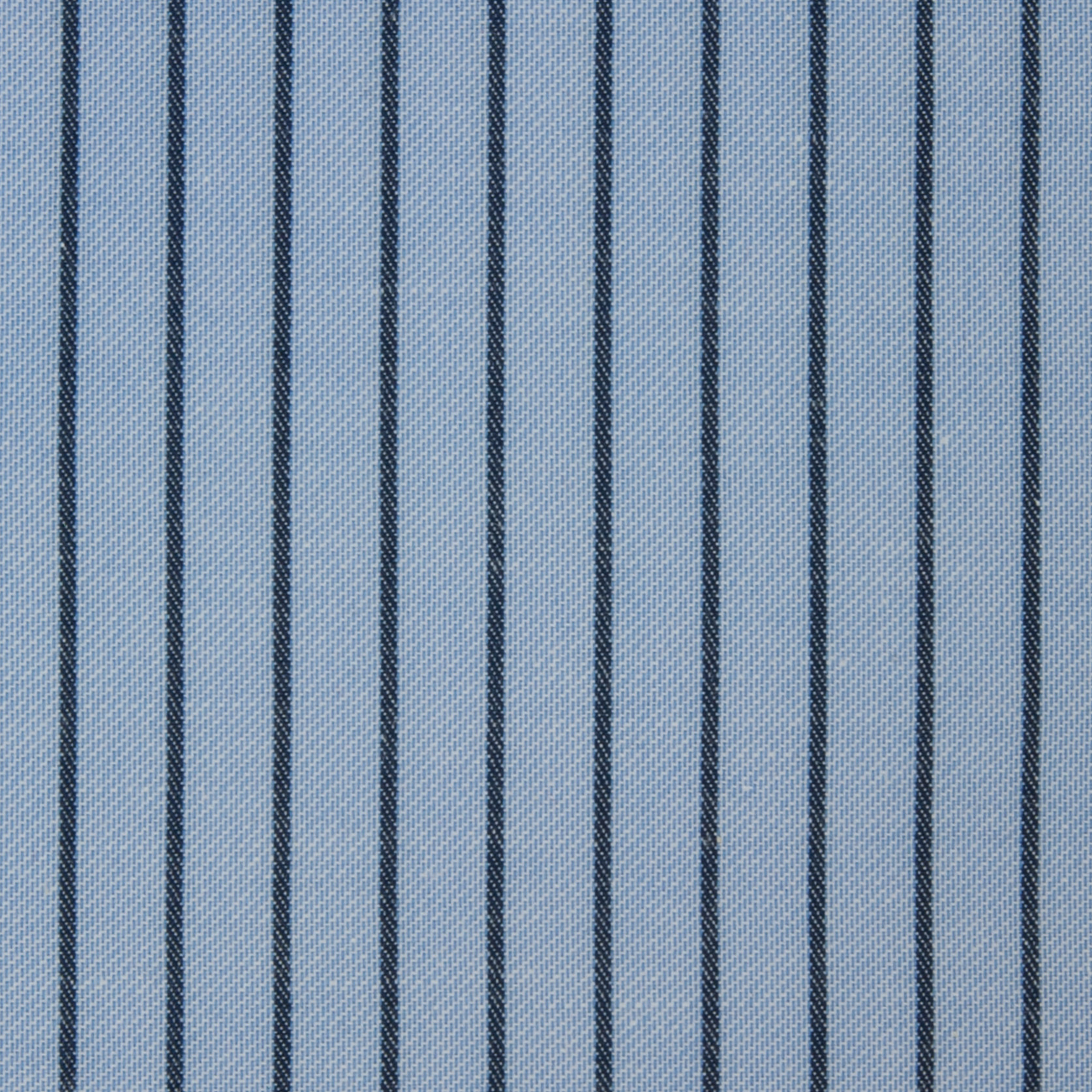 Buy tailor made shirts online - Arturo Collection - Navy Stripe on Blue