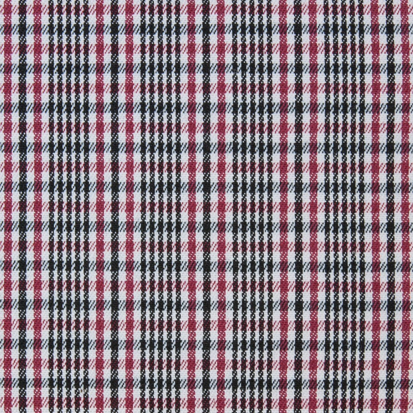 Buy tailor made shirts online - Arturo Collection - Red, White and Black Check