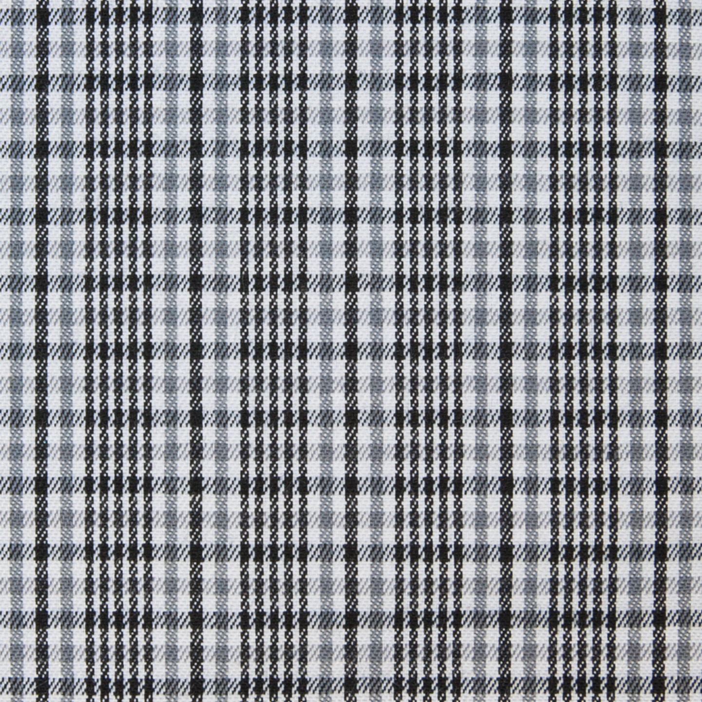Buy tailor made shirts online - Arturo Collection - Grey and Black Check