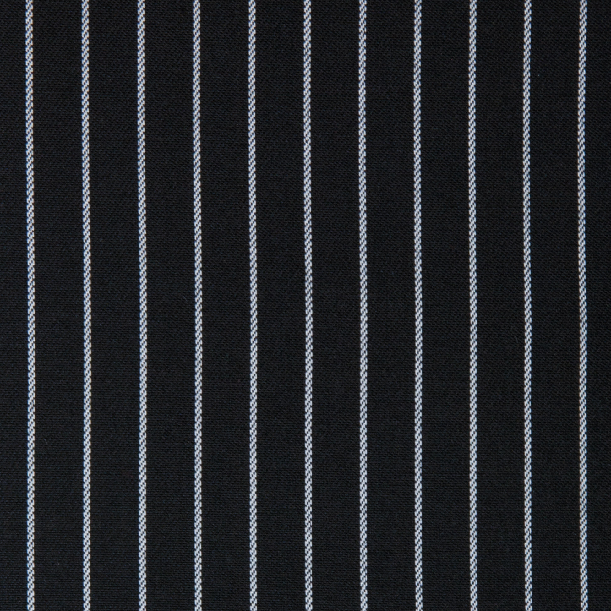Buy tailor made shirts online - Arturo Collection - Black Pinstripe