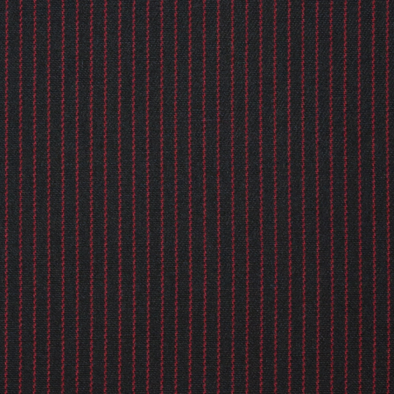 Buy tailor made shirts online - Arturo Collection - Black with Fine Red Stripe