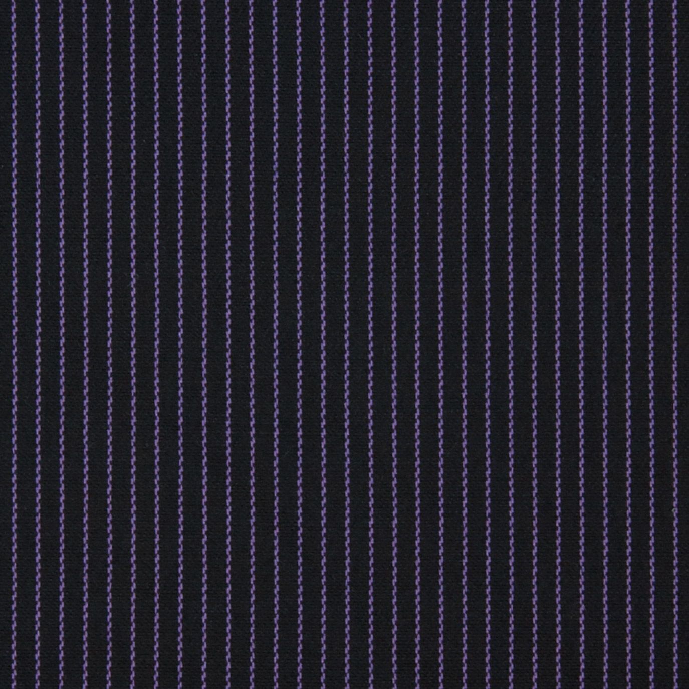 Buy tailor made shirts online - Arturo Collection - Black with Fine Purple Stripe