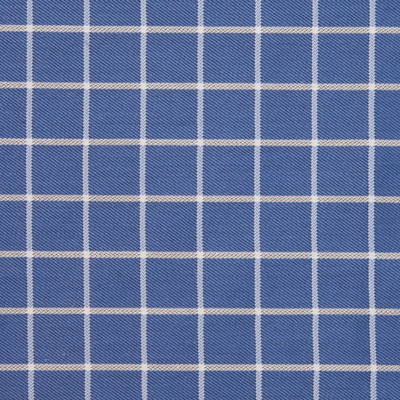Buy tailor made shirts online - Bellagio Edition (CLEARANCE) - Blue with White Check