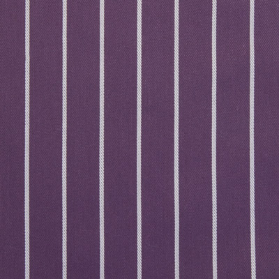 Buy tailor made shirts online - Bellagio Edition - Purple with White Pinstripes