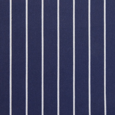 Buy tailor made shirts online - Bellagio Edition - Navy with White Pinstripes