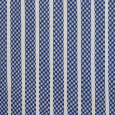 Buy tailor made shirts online - Bellagio Edition - Blue with White Stripe