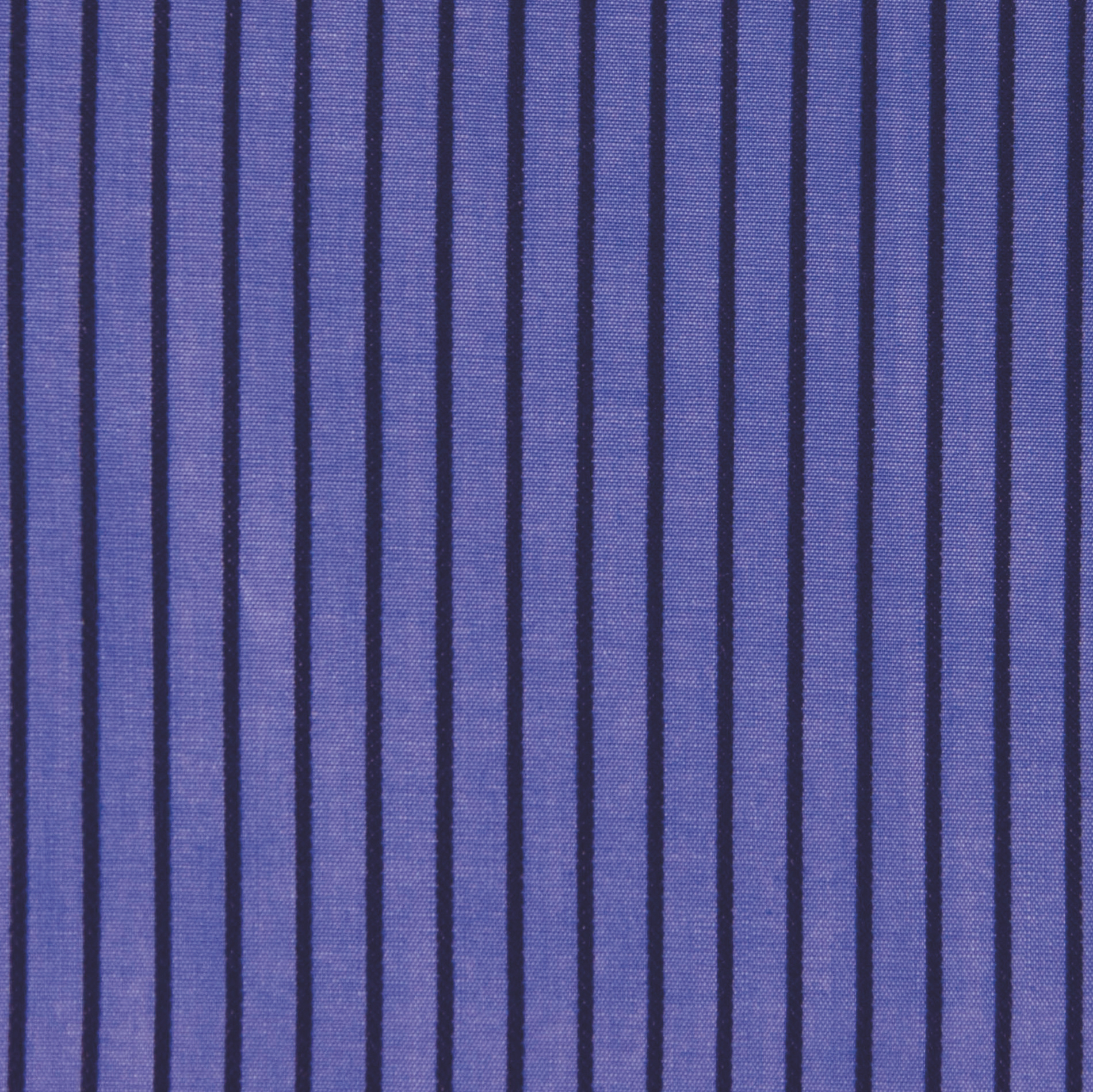Buy tailor made shirts online - Presidents Range - Blue with Navy Stripe