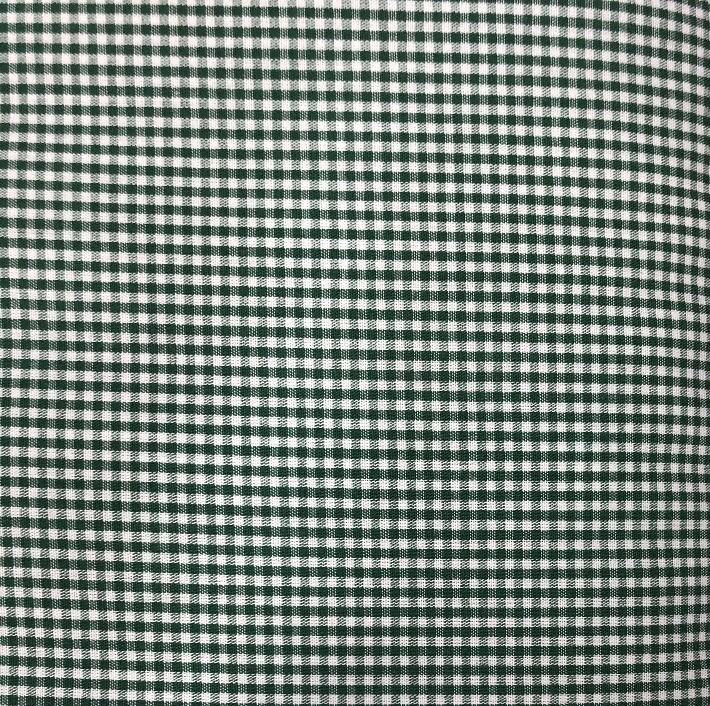 Buy tailor made shirts online - Presidents Range (CLEARANCE) - GREEN GINGHAM CHECK