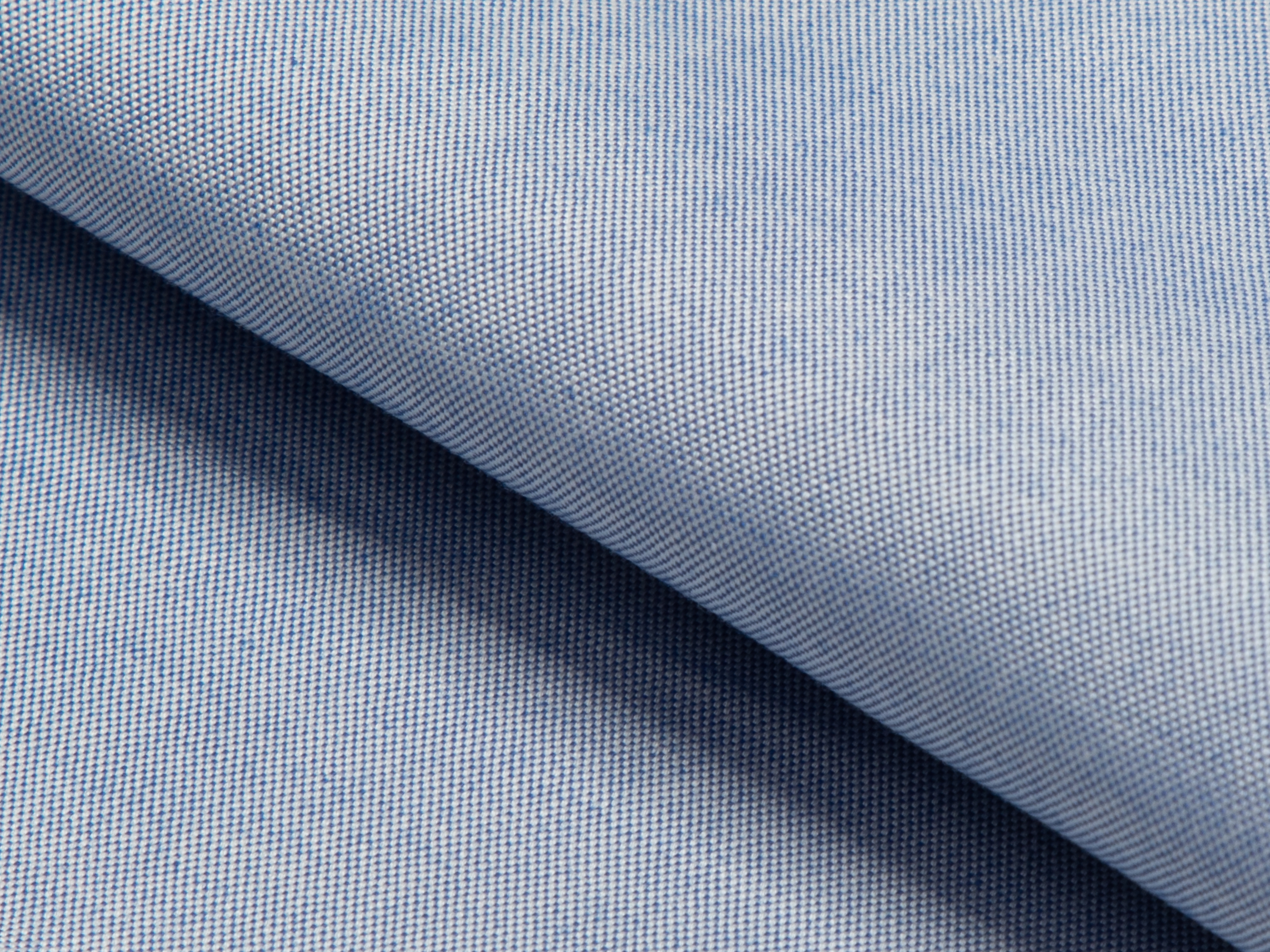 Buy tailor made shirts online - PINPOINT LUXURY - Pinpoint Denim Blue