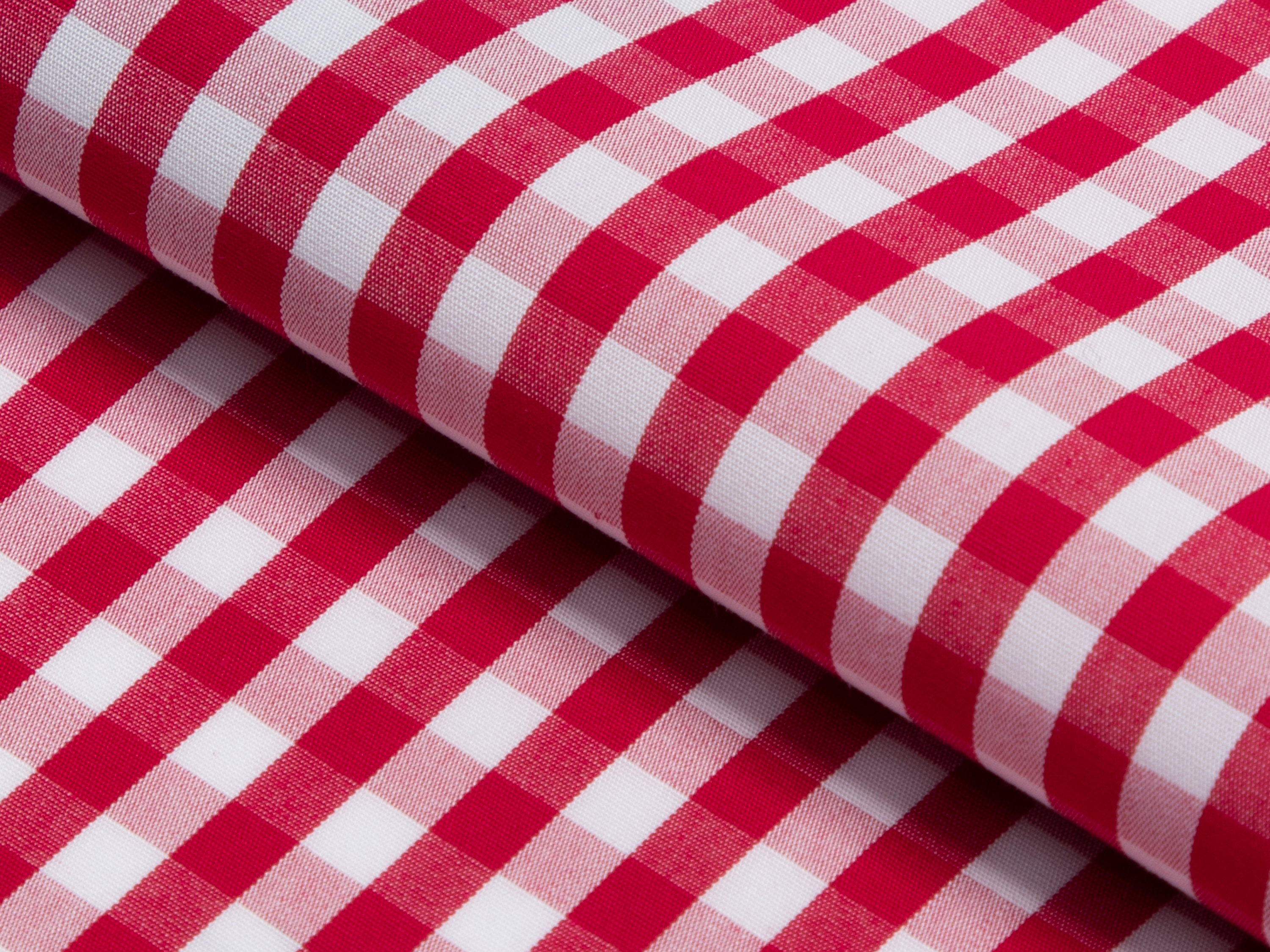 Buy tailor made shirts online - GINGHAM LUXURY (NEW) - Gingham Red