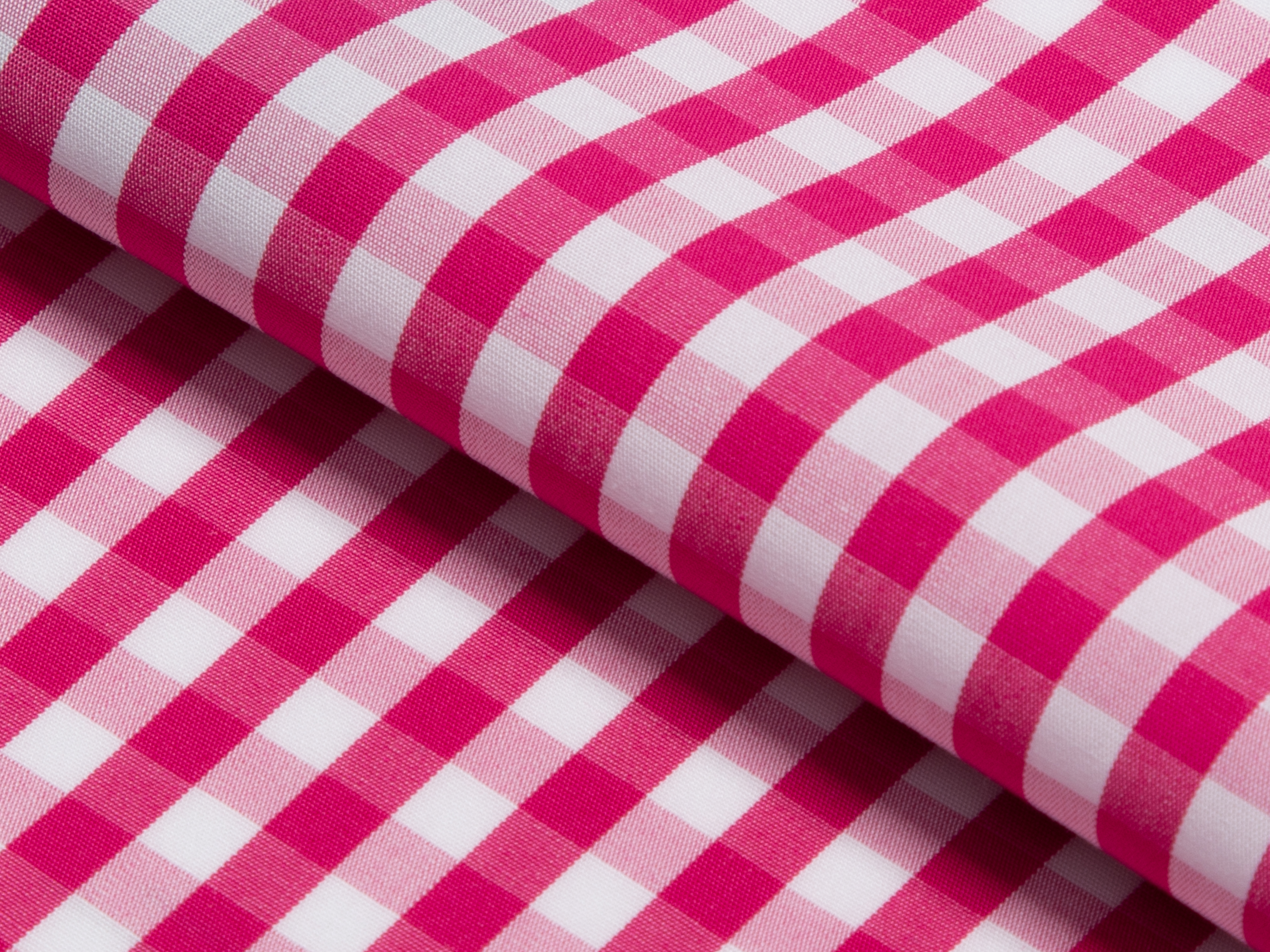 Buy tailor made shirts online - GINGHAM LUXURY (NEW) - Gingham Fuchsia