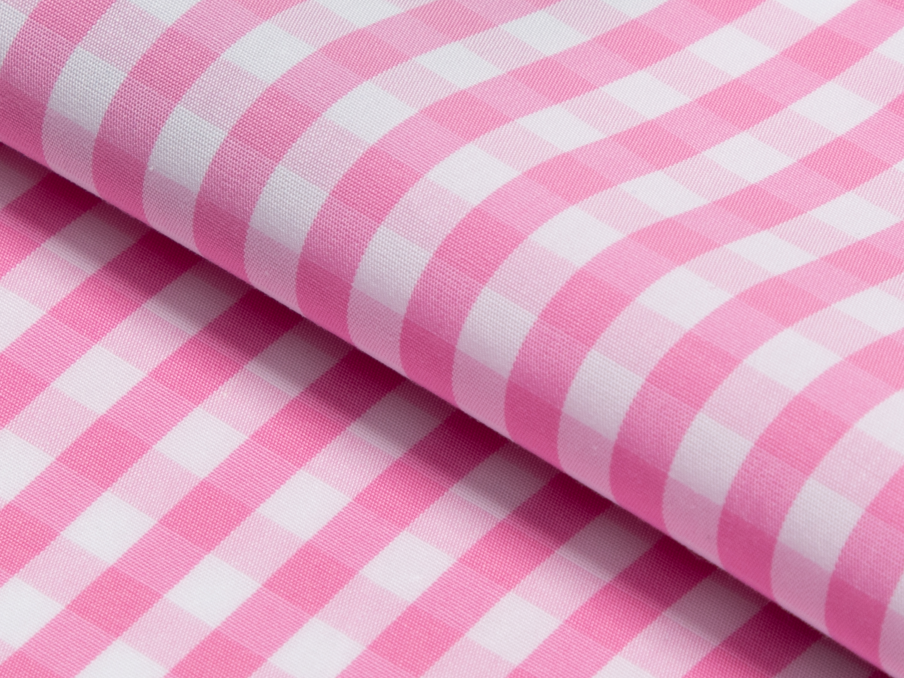 Buy tailor made shirts online - GINGHAM LUXURY (NEW) - Gingham Pink