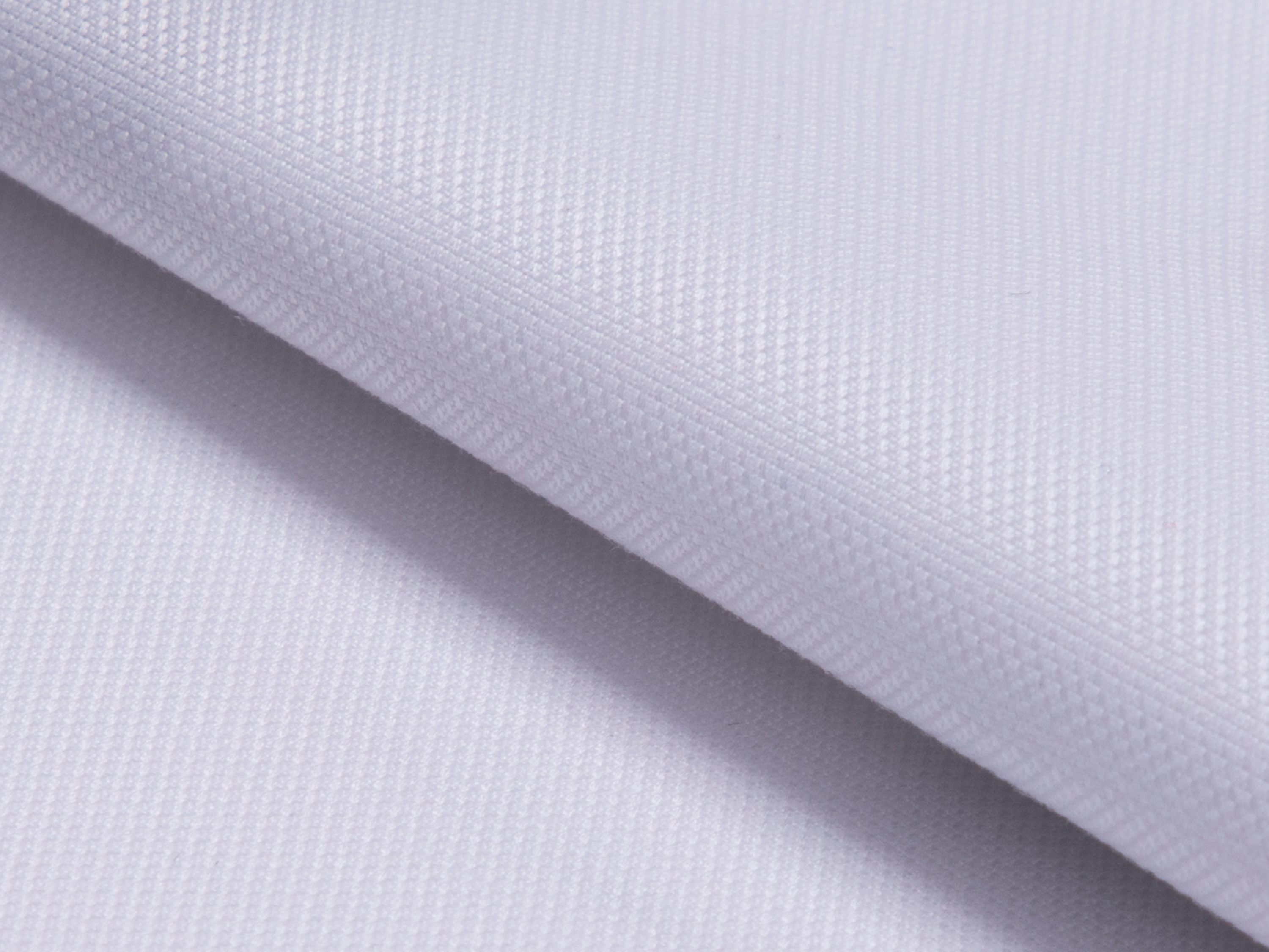Buy tailor made shirts online - MAYFAIR (NEW) - Pinpoint White