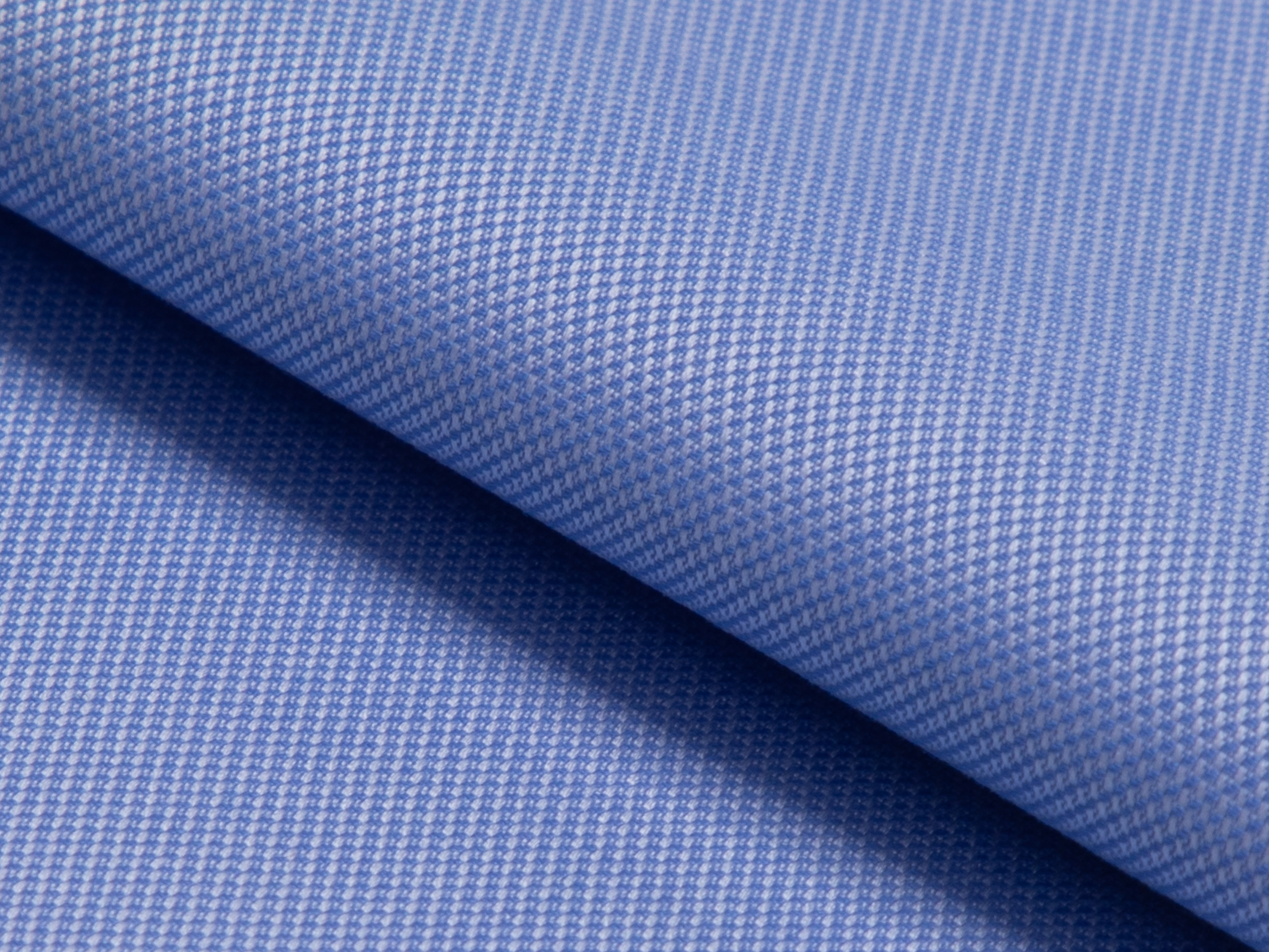 Buy tailor made shirts online - MAYFAIR (NEW) - Pinpoint Blue