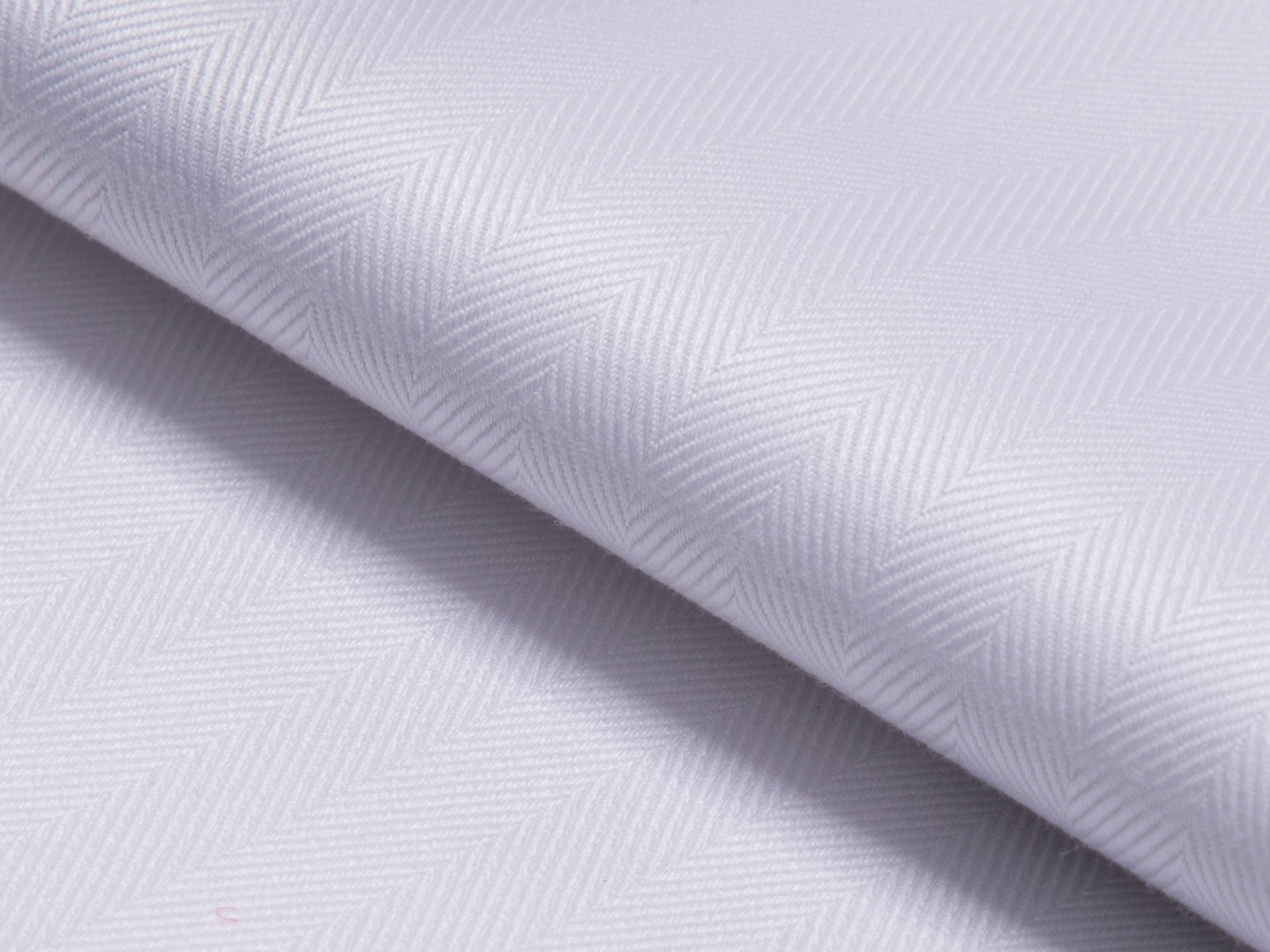 Buy tailor made shirts online - MAYFAIR (NEW) - Herringbone White